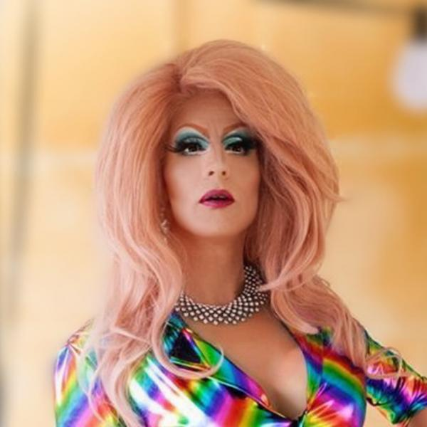 Look Victoria Drag Queens United 'The weekend' 2018